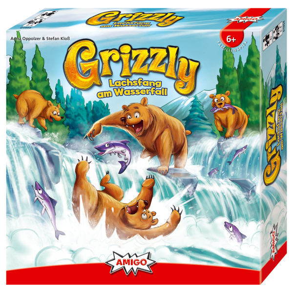 Grizzly, d