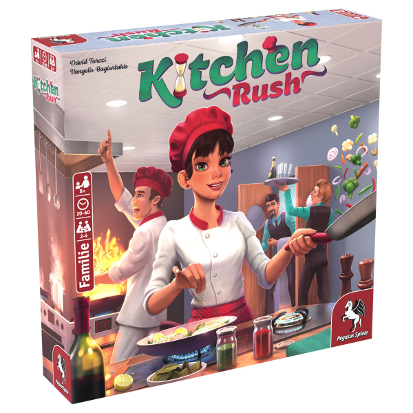 Kitchen Rush, d