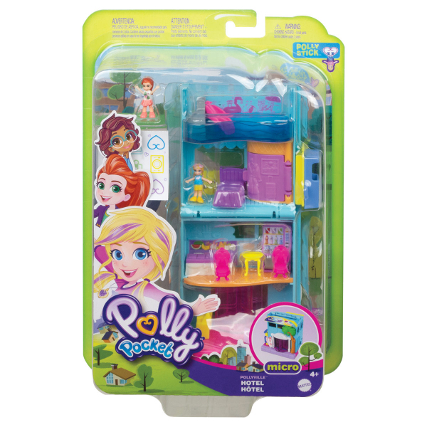 Polly Pocket Hotel