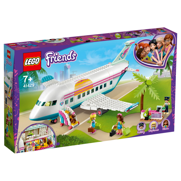 Lego Friends Heartlake City Flugzeug